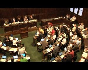 Stadtratssitzung vom 22.09.2010
