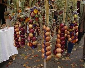 Nichts geht mehr außer Zwiebel - Weimarer Zwiebelmarkt 2010