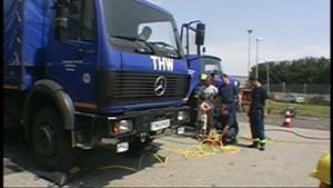 Altenburg.TV: Neuer Chef für kleinsten Landesverband des THW