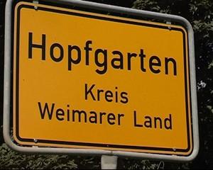 Orte im Weimarer Land Teil 13: Hopfgarten