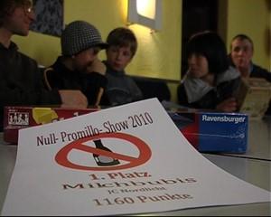 Sieger der Null-Promillo-Show