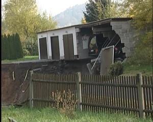 Südthüringer Regionalfernsehen: Erdfall in Schmalkalden