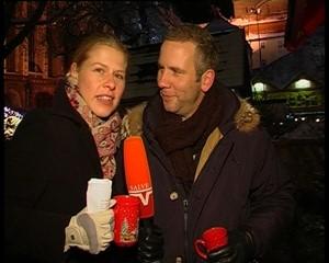 Ulle & Marc: Weihnachtsmarktbesuch