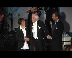 Jopi Heesters feiert 107.Geburtstag in Erfurt