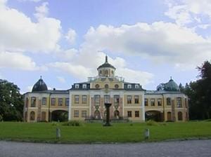 Der Schlosspark Belvedere