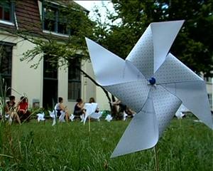 Summery in der Bauhaus Uni Weimar