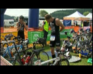 Triathlon am Bergsee Ratscher