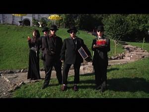 Felix Leibrock -Goethe und die Mafia - Geburtstagsfeier im Gartenhaus