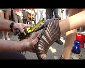 Ostthueringer TV: Stiletto-Spring