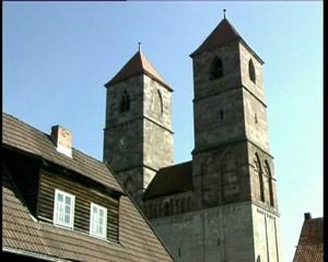 Freiluftmuseum im Kloster Veßra