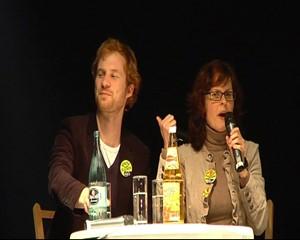 Stuttgart: Auszug der Podiumsdiskussion Teil 1 - ungeschnitten