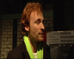 Stuttgart: Interview mit Hannes Rockenbauch