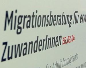 Migranten erzählen ihre Geschichten