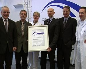 Sophien- und Hufeland Klinikum Weimar erhält erneut KTQ- Zertifikat