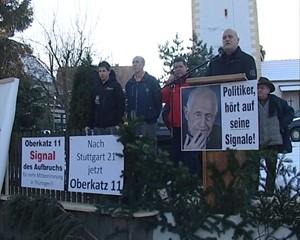 Südthüringer Regionalfernsehen: Stuttgart 21 macht in der Rhön Schule