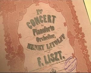 Liszt Jahr 2011 eröffnet