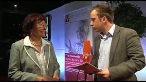 Talk mit Edith Claußen (Deutscher Diabetiker Bund)