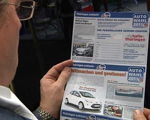 Hallo Thüringen - Verlosung eines Ford Ka