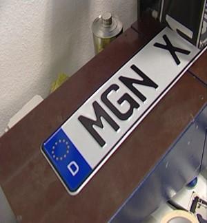 Südthüringen.TV: Wunschkennzeichen für Meiningen