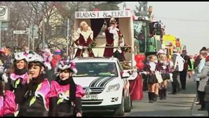 Der Karnevals-Umzug- Arnstadt 2011