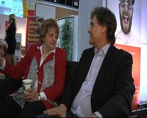 Talk mit Birgit Dietzel