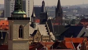 Die mittelalterlichen Türme Erfurts