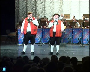 Altenburg.TV: 50-jähriges Jubiläum des 1. Thüringer Blasorchesters