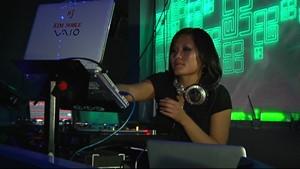 Kim Noble DJane - Asiens Nr.1 in Erfurt
