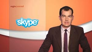 Skype Interview über den thüringer Sozialstrukturatlas