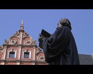 Auf den Spuren des Reformators: Margrit Bauer ist eine echte Nachfahrin Luthers