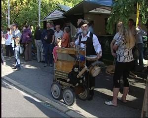Südthüringer Regionalfernsehen: Stadt-und Museumsfest Sonneberg