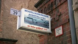 Das ist was für die Jugend - Modellbahn in Erfurt