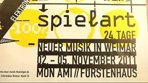 24. Tage Neuer Musik in Weimar
