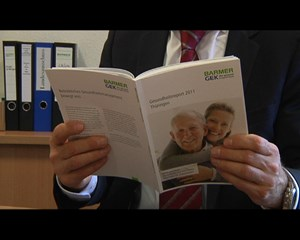 Gesundheitsreport 2011