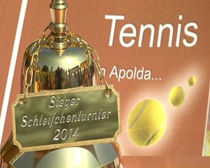 Sporttalk vom 26.04.2014 Tennisclub Apolda