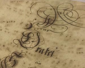 Notenblätter aus dem 18. Jahrhundert wiederentdeckt