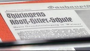 Juni 2012: Kritische Medien - Pädagogik und Gesellschaft. Schule und Nationalsozialismus im Land Thüringen