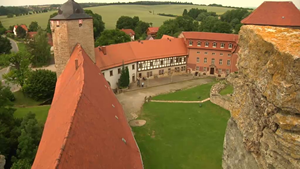 Die Wasserburg Kapellendorf