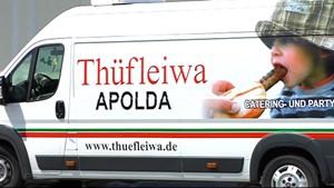 In Apolda bei Thüfleiwa gehts um die Wurst