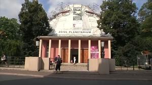 Planetarium-Sanierung