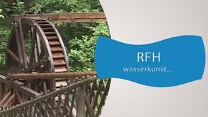 RFH: Wasserkunst im Revier