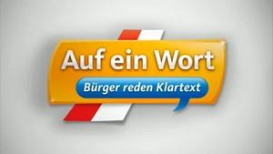 Auf ein Wort - Bürger reden Klartext aus Gotha