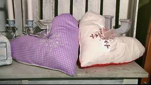 Kissen für Brustkrebskranke