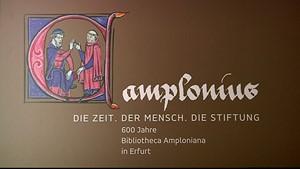 Amplonius Die Zeit Der Mensch Die Stiftung