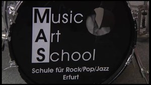 3. internationales Schlagzeugfestival in Erfurt Music Art School