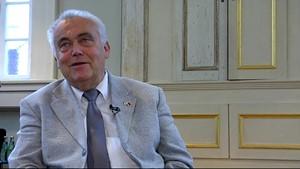 Der neue Vorsitzende der Jüdischen Landesgemeinde Thüringen