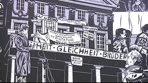 Die Gedenk-und Bildungsstätte Andreasstraße