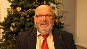 Weihnachtsansprache Bürgermeister von Bad Sulza Johannes Hertwig 2014