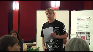 Dezember 2012: Kritische Medien - Die Erfurter Maßnahmenkonferenz für Behindertenrechte