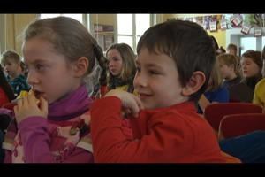 Thüringer Schüler feiern Sprachenfest